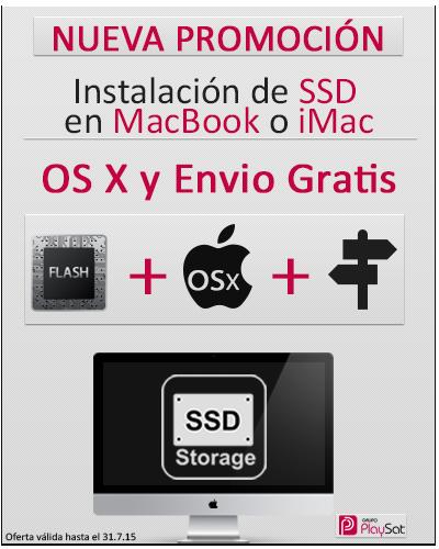 Instalar SSD Macbook iMac