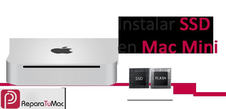 Instalar SSD en Mac Mini
