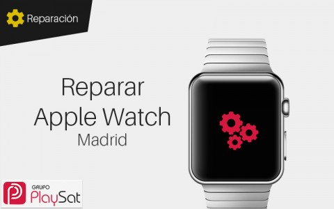 Reparar Apple Watch Madrid