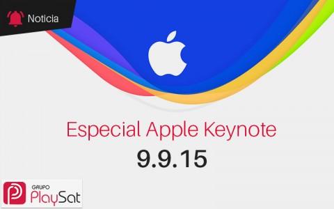 Keynote Septiembre 2015