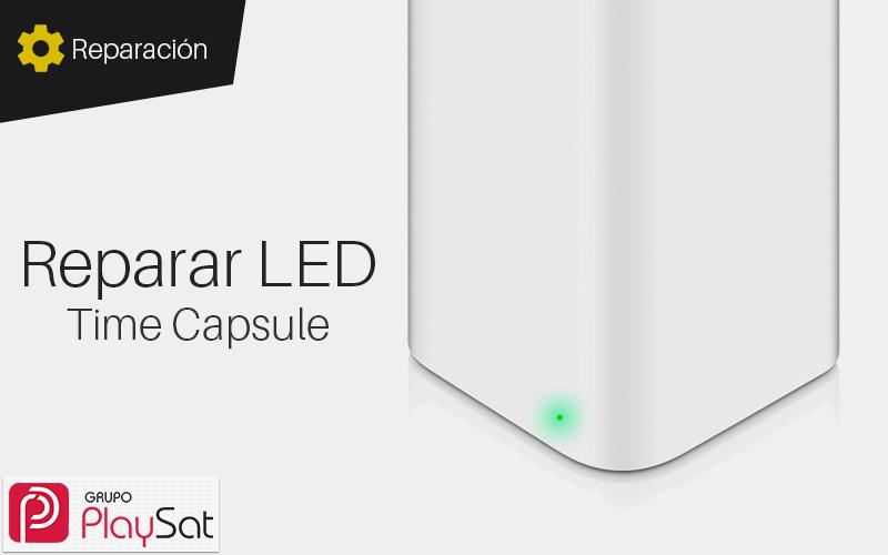 Reparar LED Time Capsule