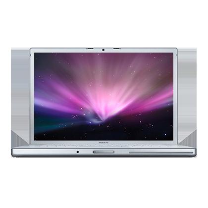 Reparar MacBook Pro 17 pulgadas principios 2008