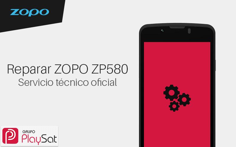 Reparar ZOPO ZP580