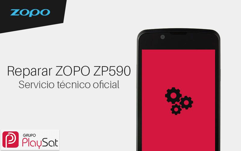 Reparar ZOPO ZP590