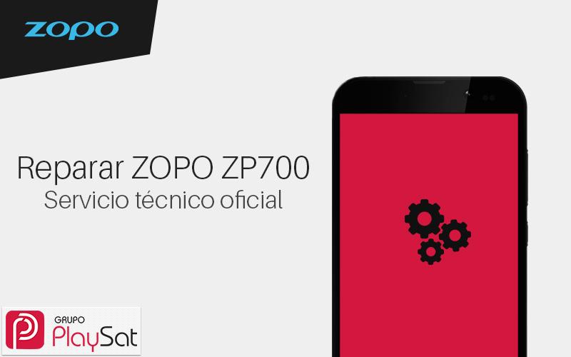 Reparar ZOPO ZP700