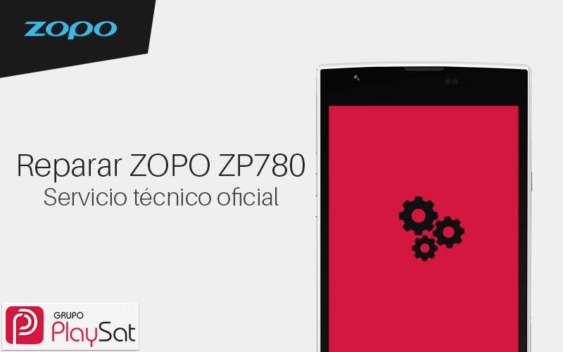 Reparar ZOPO ZP780