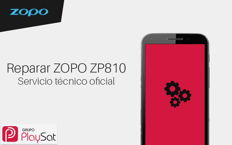 Reparar ZOPO ZP810