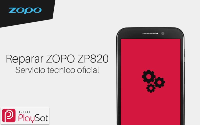 Reparar ZOPO ZP820