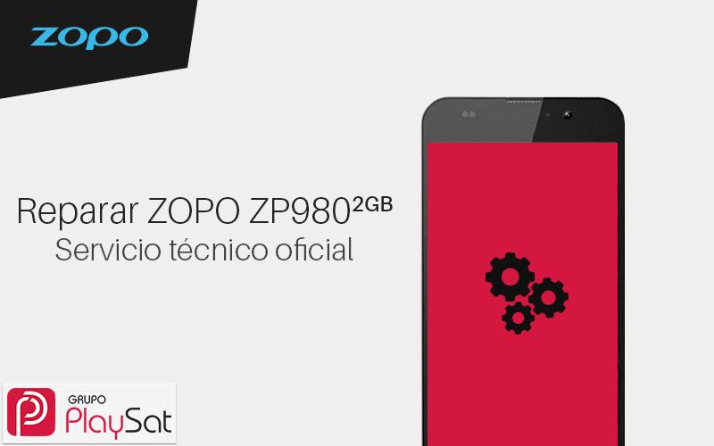 Reparar ZOPO ZP980 2GB