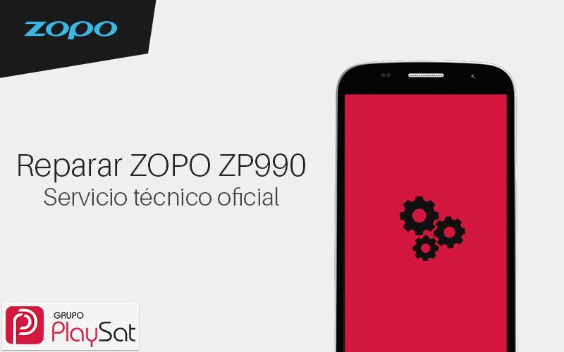Reparar ZOPO ZP990