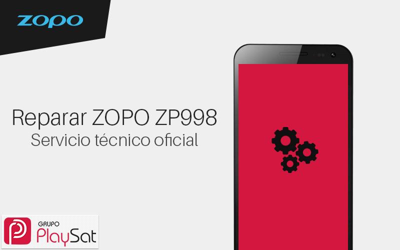 Reparar ZOPO ZP998