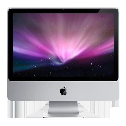 Reparar iMac 20 pulgadas principios 2009