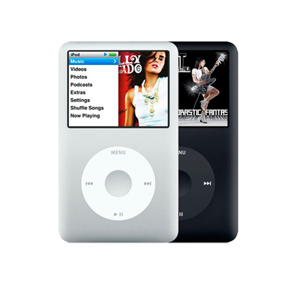 Reparar iPod Classic