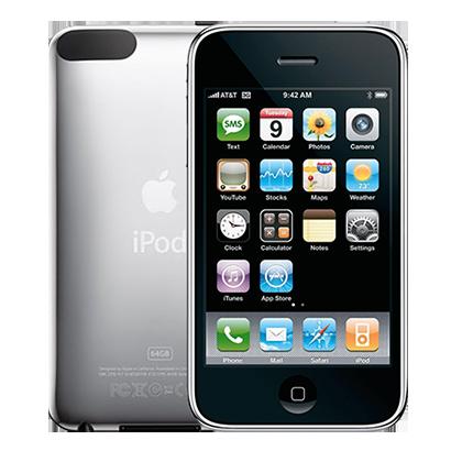 Reparar iPod Touch 3G