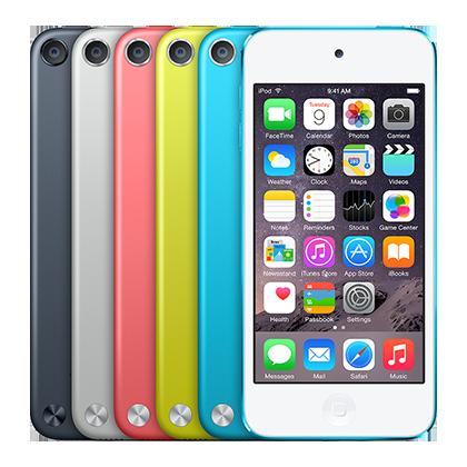 Reparar iPod Touch 5G