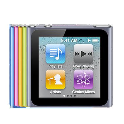 Reparar iPod nano 6G