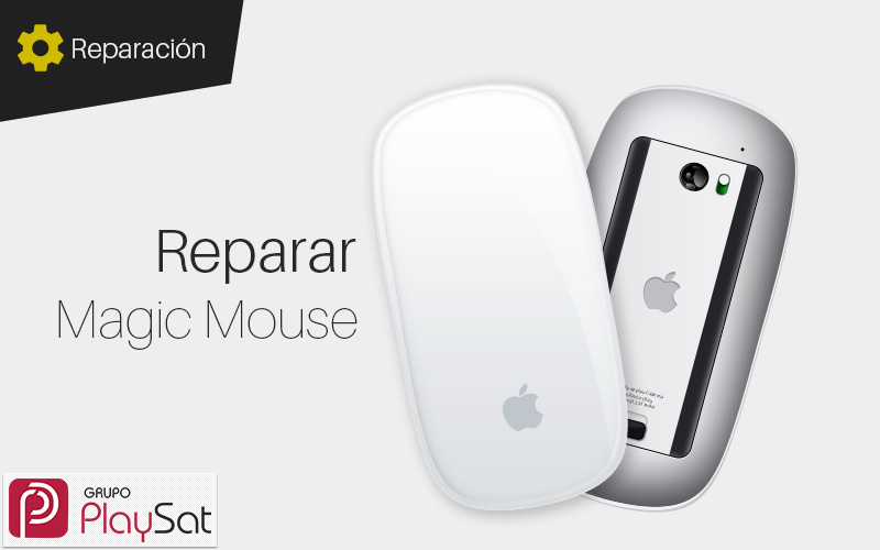 Reparar Magic Mouse de Apple