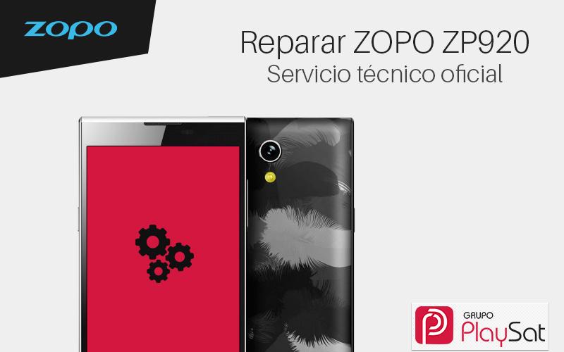 Reparar ZOPO ZP920
