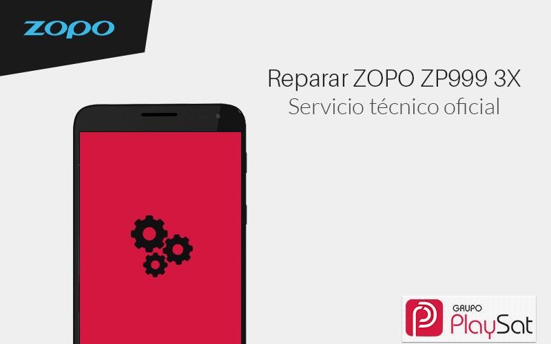 Reparar ZOPO ZP999 3X