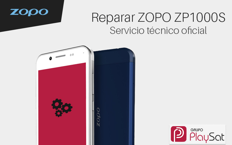 Reparar Zopo ZP1000S