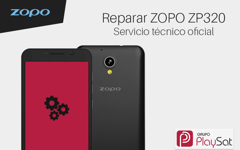 Reparar Zopo ZP320