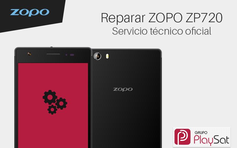 Reparar ZOPO ZP720