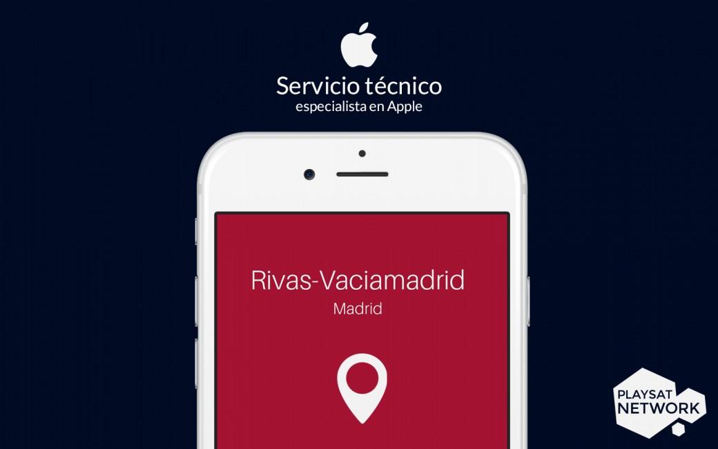 Servicio Técnico de Apple en Rivas-Vaciamadrid