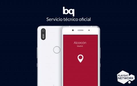 Servicio técnico BQ Alcorcón