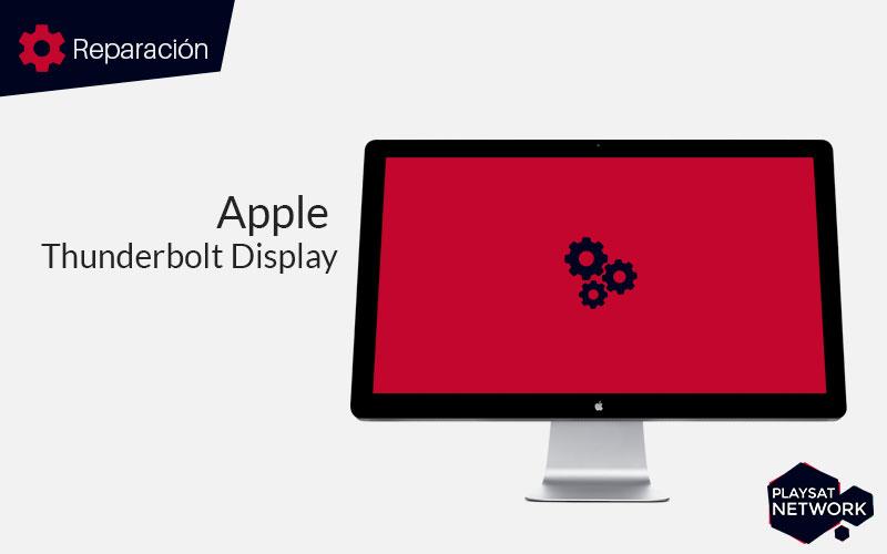 Reparar Apple Thunderbolt Display