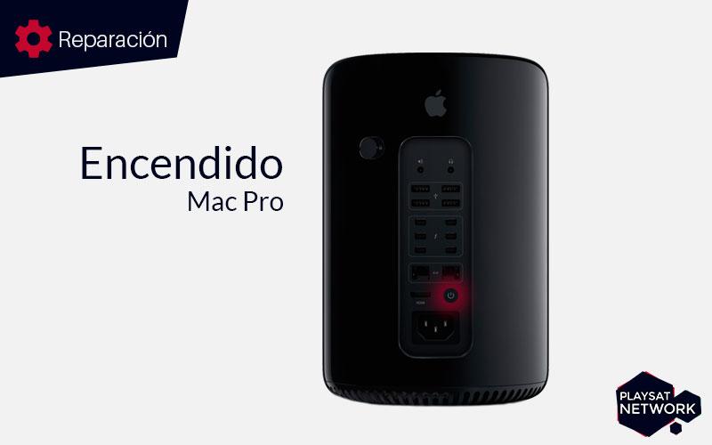 Reparar Mac Pro que no enciende