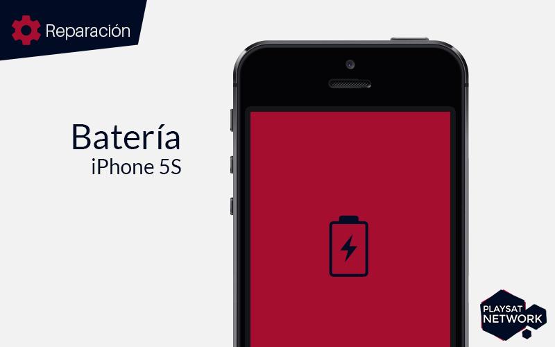 Reparar-batería-iPhone-5s