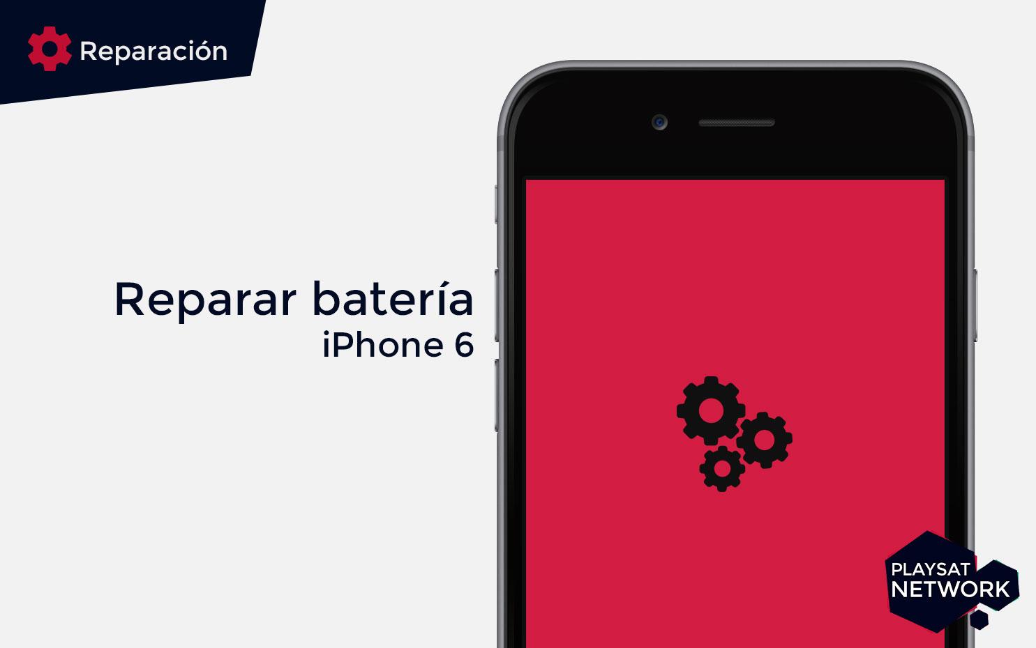 Reparar-batería-iPhone-6