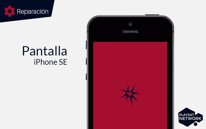 Reparar pantalla iPhone SE en servicio técnico Apple