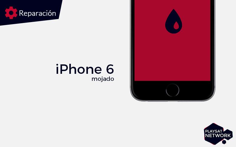 Se Puede Reparar Un Iphone Mojado